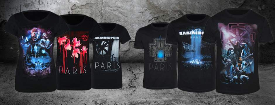 PARIS Shirt collection