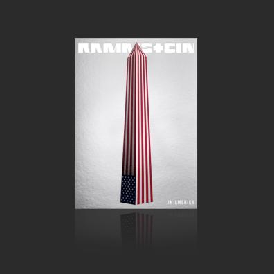 "DVD / PAL ""RAMMSTEIN In Amerika"""