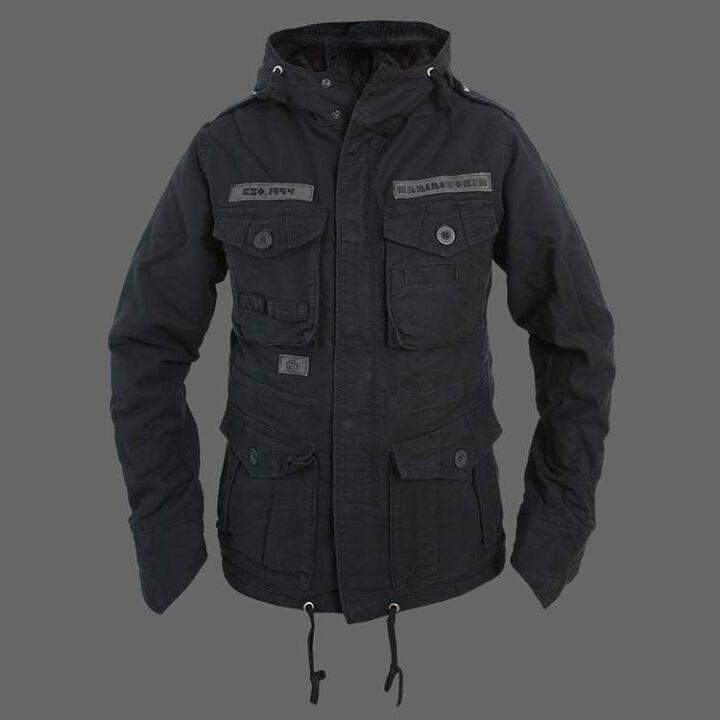 Men S Winter Jacket Rammstein 2016 Rammstein Shop