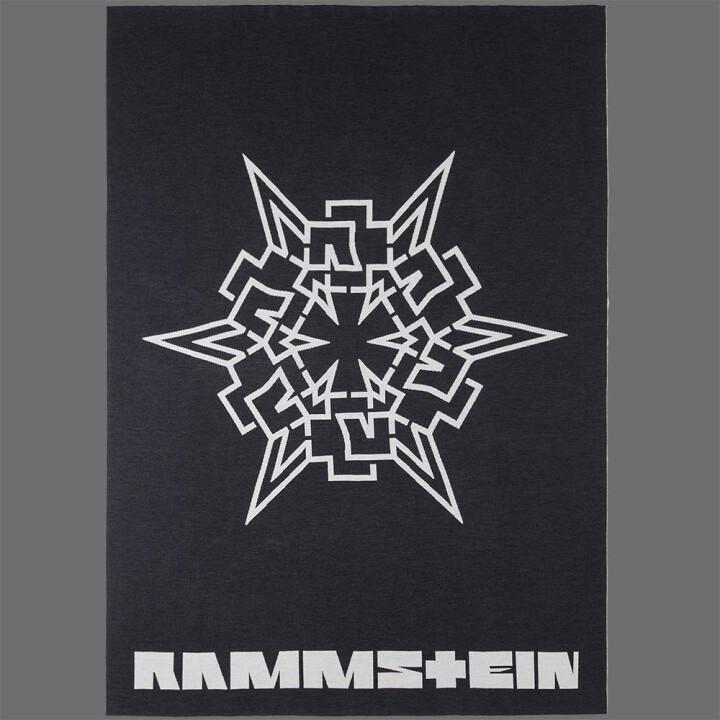 Rammstein Blanket Stern Rammstein Shop