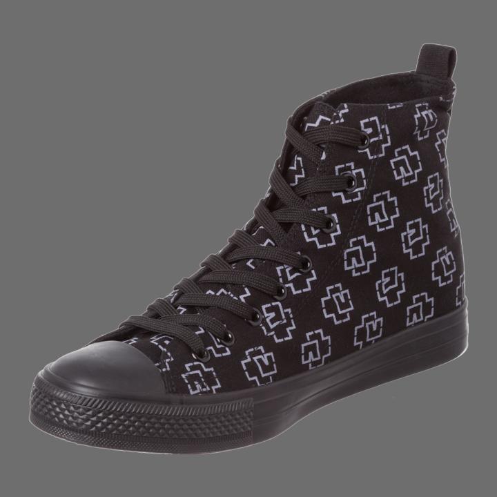 Rammstein Sneaker Logo Allover Rammstein Shop