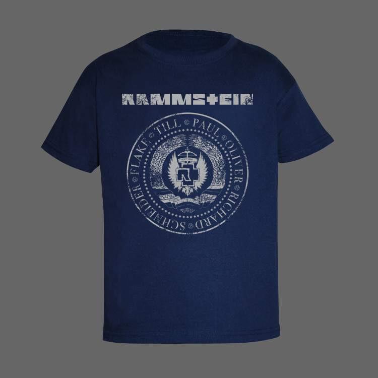 Kids Est 1994 Rammstein T Shirt Rammstein Shop