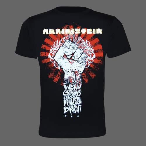 Men S Sonne Rammstein T Shirt Rammstein Shop