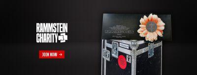 Rammstein Offizielles Band Merchandise Halskette mit Anh/änger Rasierklinge